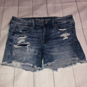 American Eagle Shorts NE(X)T Level Stretch 12